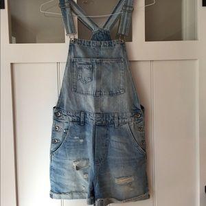 H&M short overalls
